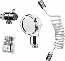 Hand Shower Quick Connect Sink Hose Spray Set for