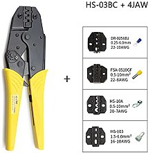 Hand Tool Cutters Crimping tool Crimping pliers