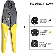 Hand Tool Cutters Crimping tool plier kit