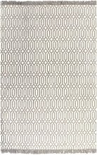 Hand Tufted Cotton Taupe Rug by Bloomsbury Market