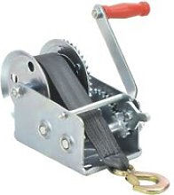 Hand Winch with Strap 1130 kg