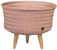 Handed By - Recycled Plastic UP Low Basket / Plant