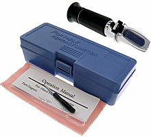 Handheld Antifreeze Refractometer Hydrometer