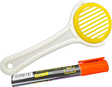 Handheld Beekeeping Flytrap With Marking Pen Queen
