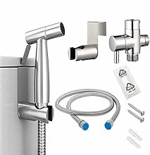 Handheld Bidet Sprayer Kit - 304 Stainless Steel