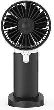 Handheld Portable Fan USB Mini Rechargeable