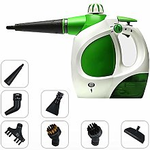 Handheld Pressurized Steam Cleaner Portable Fabric