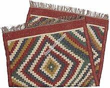 Handicraft Bazarr Bedroom Rug Carpet Vintage Floor