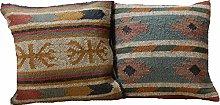Handicraft Bazarr Body Rest Pillow Case Handwoven