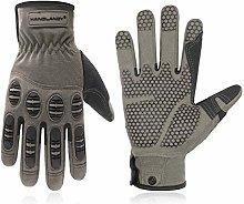 HANDLANDY Safety Work Gloves for Men and Women,