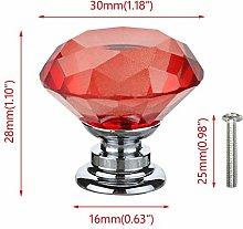 handles for kitchen furniture 30mm diamond shape
