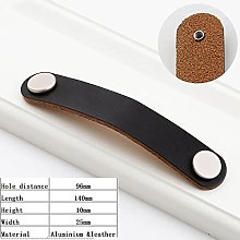 handles for kitchen furniture Leather cabinet