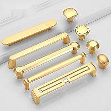 handles for kitchen furniture Nordic Gold Light