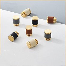 handles for kitchen furniture Nordic Solid Brass