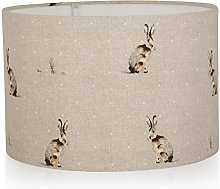 Handmade 40 cm Table, Hartley Hare Fabric