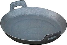 Handmade Cast Electric Skillet 11.7inch Cast Iorn