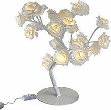 Handmade LED Rose Flower String Lights - Rose