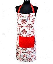 Handpix Kitchen Cooking Apron Oven Gloves Mitt Tea