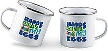 Hands Off My Eggs Easter, Easter, Egg Hunt, Bunny,