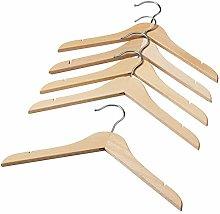 HANGA Childrens Coat-Hanger Natural