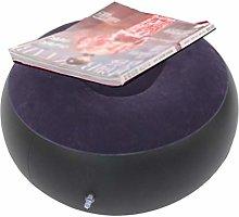 Hangarone Inflatable Air Mattress Lazy Sofa,