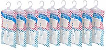 HANGERWORLD 9 Dehumidifier Hanging Wardrobe Bags