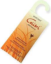 HANGERWORLD Colibri 3 Aromatic Cedar Hanging