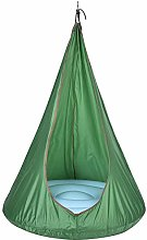 Hanging Chair Kids Child Pod Swing Chair Nook Tent