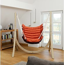 Hanging Chair with Stand Freeport Park