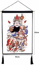 Hanging Painting Wall Hanging Scroll Painting
