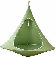 Hanging Swing Chair UFO Shape Teepee Tree indoor