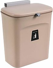 Hanging Trash Can With Sliding Lid, Kitchen
