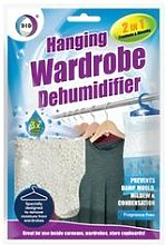 Hanging Wardrobe Dehumidifiers: Four