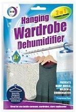 Hanging Wardrobe Dehumidifiers: Six