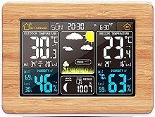 Hangrow Weather Station Wireless Digital Alarm