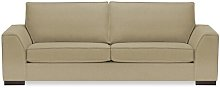 Hannover 3 Seater Standard Sofa August Grove