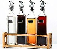 Hanpiyigyh Oil Dispenser Bottle, Spice Bottle