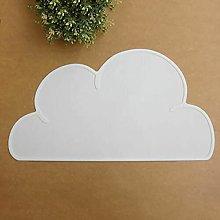 Hanren Placemat / Place Mat Cloud Shape Place Mats