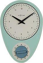 Hans Wall Clock NeXtime