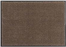 Hanse Home Doormat, Polyamide, Brown, 58x180 cm