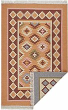 HANSE Home Mint Indoor Reversible Decorative Rug