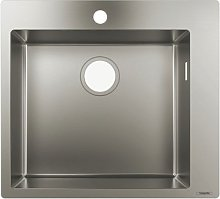 Hansgrohe S711-F450 Built-in sink 450mm S71