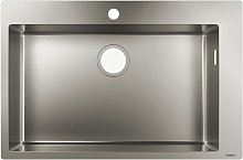 Hansgrohe S711-F660 Built-in sink 660mm S71