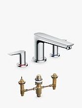 Hansgrohe Talis 2 Lever Bath/Shower Mixer Tap with