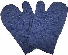 HANSON AND LANGFORD Oven Glove Cotton Non Slip