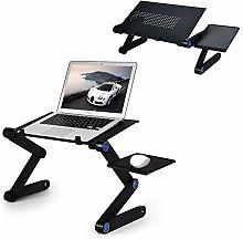 Hantehon Adjustable Laptop Desk Computer Sofa Bed