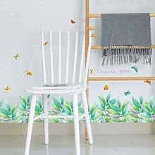 HANXIN Leaf Skirting Porch Decoration Waterproof