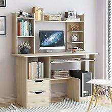 HAOCHI Home Office Desk,Computer Desk With 7