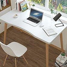 HAOCHI Modern Solid Wood Computer