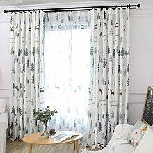 HAODEE curtains blackout curtains curtains